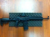 Saiga Customized Rifle